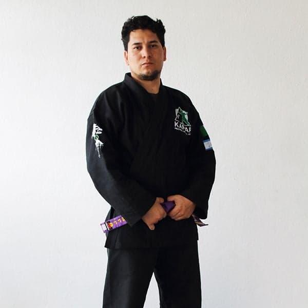 Victor Ibarra KAPAP Combatives Queretaro